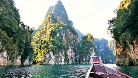Озеро Чео Лан: в Национальном парке Тайланда Као Сок