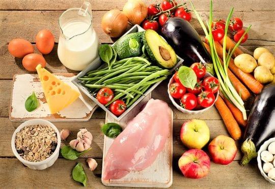 сбалансированное, полноценное питание