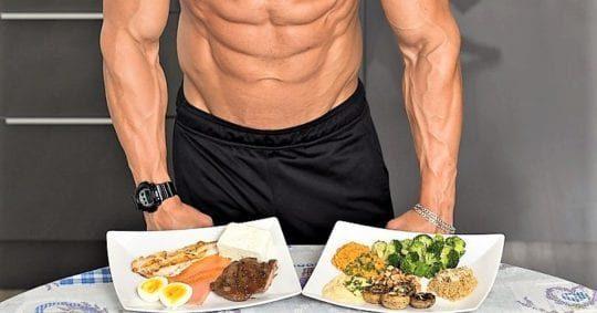 Спортивная диета: для здорового похудения мужчин и женщин