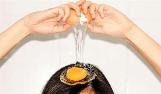 яично лимонная маска для волос