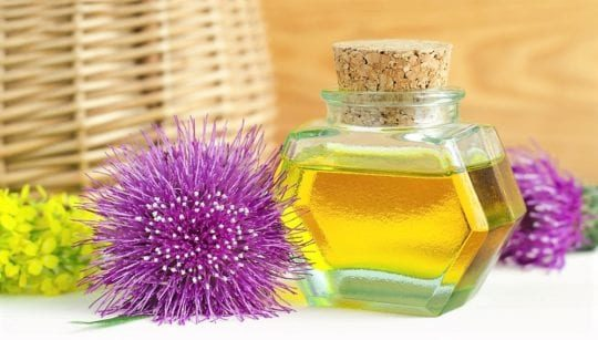 Репейное масло для волос: против выпадения и облысения