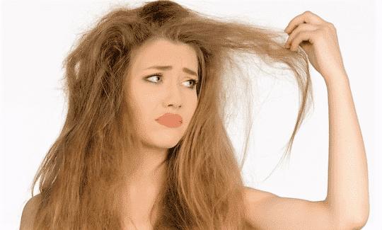 сделать волосы густыми