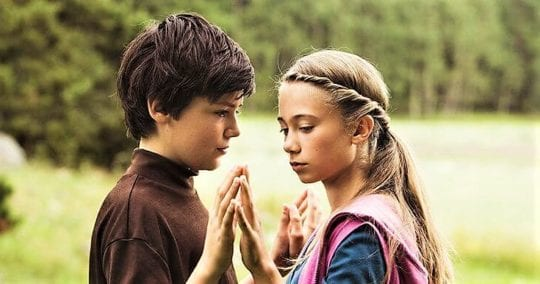 мальчик и девочка подростки