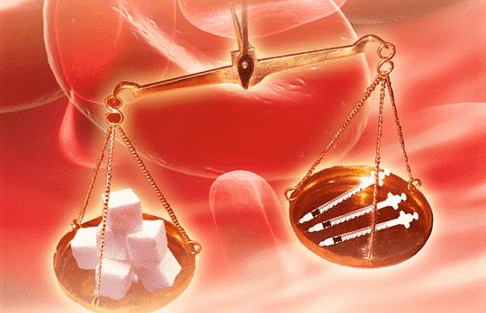 Сахарный диабет или здоровье