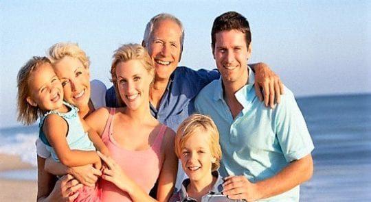 Здоровье семьи: в чём заключается забота? Кирпичики нашего успеха