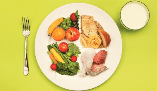 Правильное питание для похудения: алгоритм действий