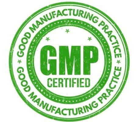 GMP сертификат
