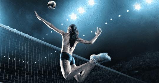 Рейтинг и характеристики лучших кроссовок для волейбола