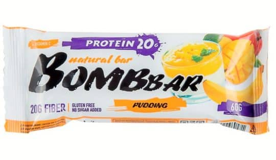 Спортивное питание Bombbar — залог вашего успеха